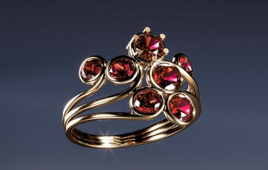 кольцо 3