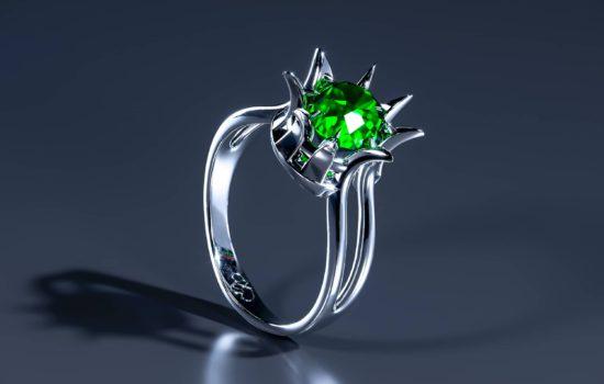 кольцо 4